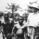 First woman to live with Pygmies