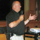 School resource officer Len Gosselin