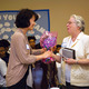 Sister Betty Sundry of the Sisters of Divine Providence was presented with the Outstanding Volunteer Tutor Award from the Greater Pittsburgh Literacy Council (GPLC).
