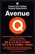 Medium avenue q