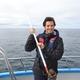 Chef Greg Hozinsky fishes in Norway
