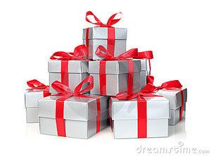 Medium stack presents 17272250