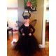 "Payton's costume is simply ""Maleficent"" to look at. Submitted by Ginny VanGorder."