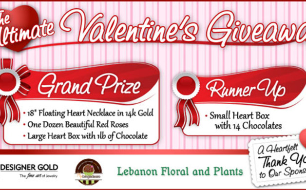 The Ultimate Valentines Giveaway