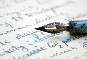 The Disappearing Art of the Handwritten Letter - Apr 09 2013 1238AM
