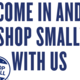 Shop Small on Small Business Saturday - November 29th - Nov 17 2014 0247PM