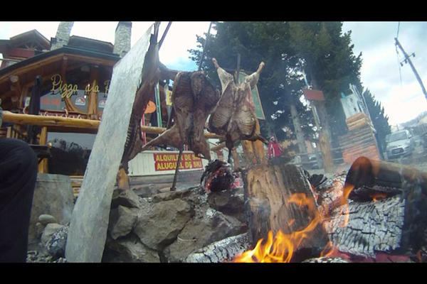 A traditional asado, or barbecue, is an essential Argentine experience.