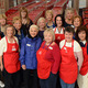 Assistance League volunteers at Operation School Bell event at the Target in El Dorado Hills – Photos by Dante Fontana © Style Media Group