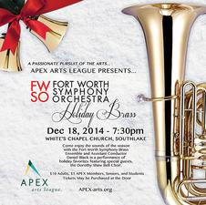 FW Symphony Orchestra - start Dec 18 2014 0730PM