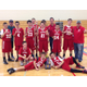 Tewksbury White 8th Grade Team.
