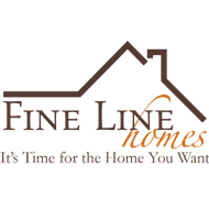 Finelinehomes logo its 20time