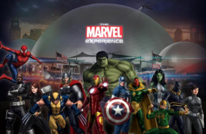 The Marvel Experience The Worlds First Hyper-Reality Tour  - start Jan 15 2015 0930AM