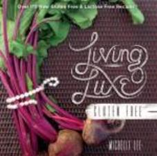 Medium living luxe gluten free front cover