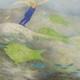 'Riding a Wave' by Elizabeth Borne.