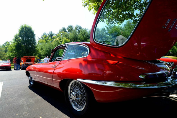 Courtesy photo One of the Hockessin-Greenville Rotary's major events each year is the auto show.