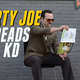 Dirty Joe Reads Kitchen Drawer  - Jan 22 2015 0429PM