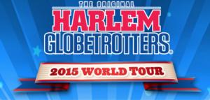 Harlem Globetrotters World Tour  - start Jan 24 2015 0700PM