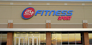 24 Hour Fitness  - Mansfield TX