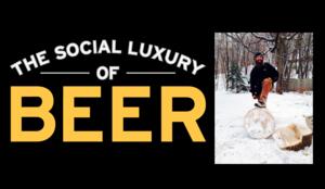 Social Luxury Of Beer JanuaryFebruary 2015