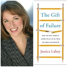 Jessica Lahey Of Lyme New Hampshire To Release New Book - Jan 22 2015 0454PM