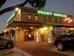 Medium spaghetti warehouse 20 232