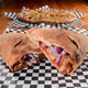 Custom Calzone with Pepperoni, Mushrooms and Onions – Photo by Dante Fontana © Style Media Group