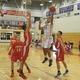 Adam Gajjaoui (23) scored 12 points and grabbed seven rebounds against Tyngsboro.