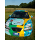 Courtesy photo Almost anything could be a canvas for Leathrum's work.