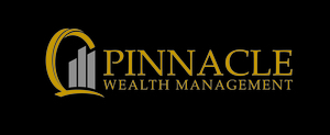 Medium pinnacleweath logo black color