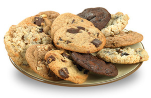 Medium cookie