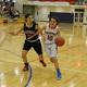 Emily Velozo (10) scored 16 points against Marblehead.