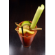 The house-made Bloody Mary at The Purple Place – Photo by Dante Fontana © Style Media Group