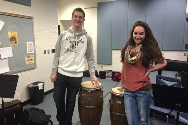Hoss and Weaver Receive PMEA Scholarships