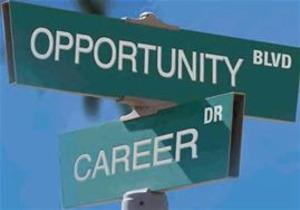 Medium career fair