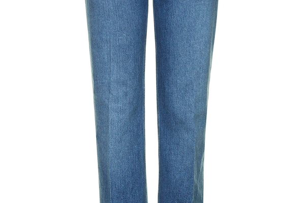 Moto Quinn Flared Jeans by Topshop - $75