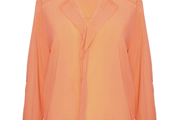 Roll Cuff Blouse by Alice + Olivia - $245