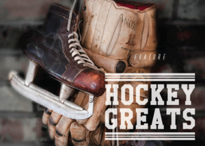 Feature Hockey Greats of Beaver Dam and Watertown - Mar 17 2015 0901AM