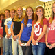 At a special ceremony held today, nineteen students including eight members of the State Champion Boys and Girls Cross Country Teams signed their National Letters of Intent.