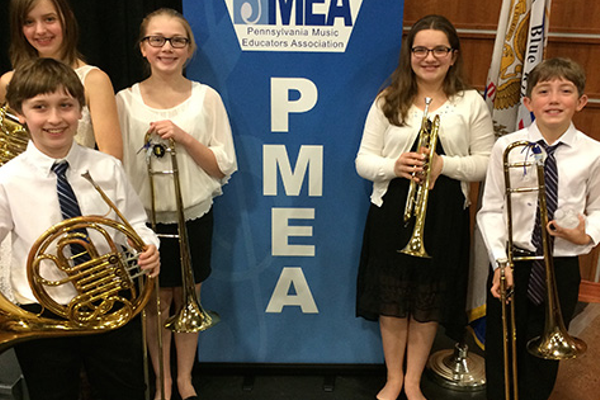 Shaler Area Students Perform in District Concert