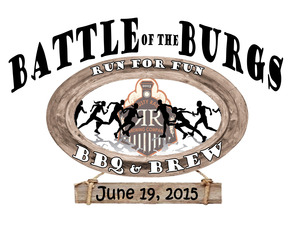 Battle of the Burgs - start Jun 19 2015 0630PM