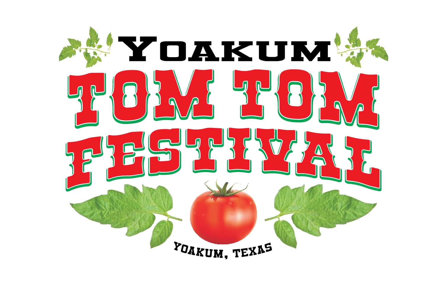 Yoakum 20area 20chamber 20of 20commerce 20  20tom 20tom 20logo