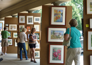 Summer Arts Show Returns to Greenville - May 13 2015 0345PM