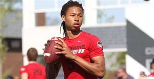 Former Lake Ridge QB Jett Duffey who committed to Texas Tech in May 2015 Photo courtesy of RedRaiderscoms Facebook page