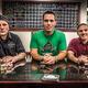(l to r) Randal Dilibero, Master Brewer; Shawn Hadjis, Director of Sales; Tommy Hadjis, General Manager