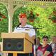Memorial Day Committee Chairman and veteran Jim Hastings