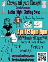 Medium ladies night april 2013