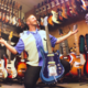 """Nate Demont's collection of Japanese Guyatone guitars was recently featured in the book """"History of Japanese Electric Guitars"""""""