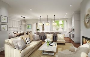 The Garden District Southlake Town Squares Residential Component  - Jun 15 2015 1015AM