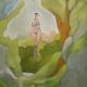 """Paul Kicklighter Eve 30"""" X 40"""" oil on canvas"""