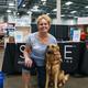 Margie Donovan with Groton
